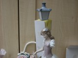 Lladro Flowers for Everyone before repairs and restoration