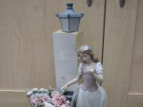 Lladro Flowers for Everyone after repairs and restoration