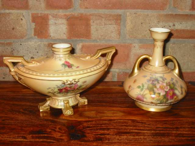 Royal Worcester after Restoration and repair